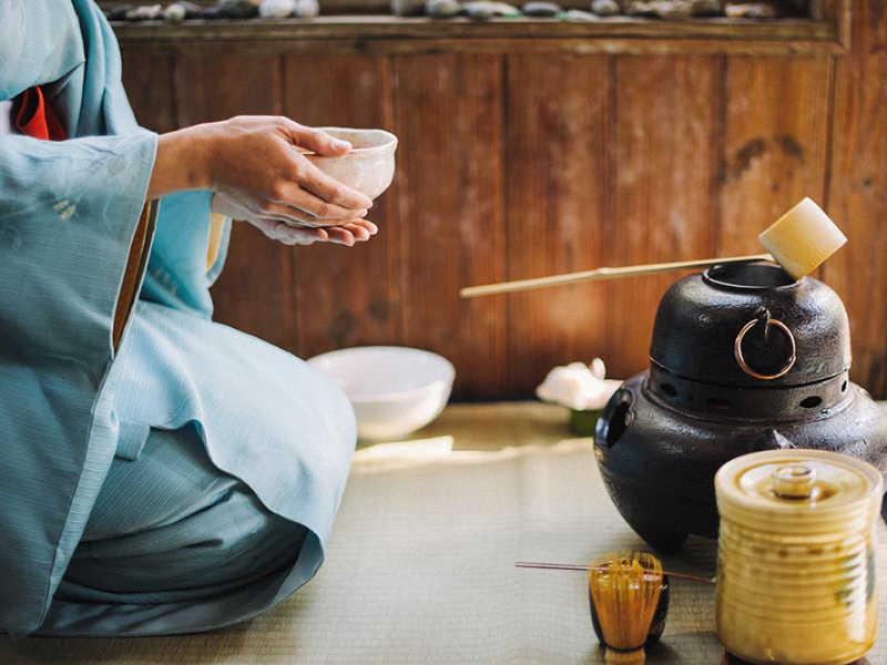 Philosophie de la cérémonie du thé