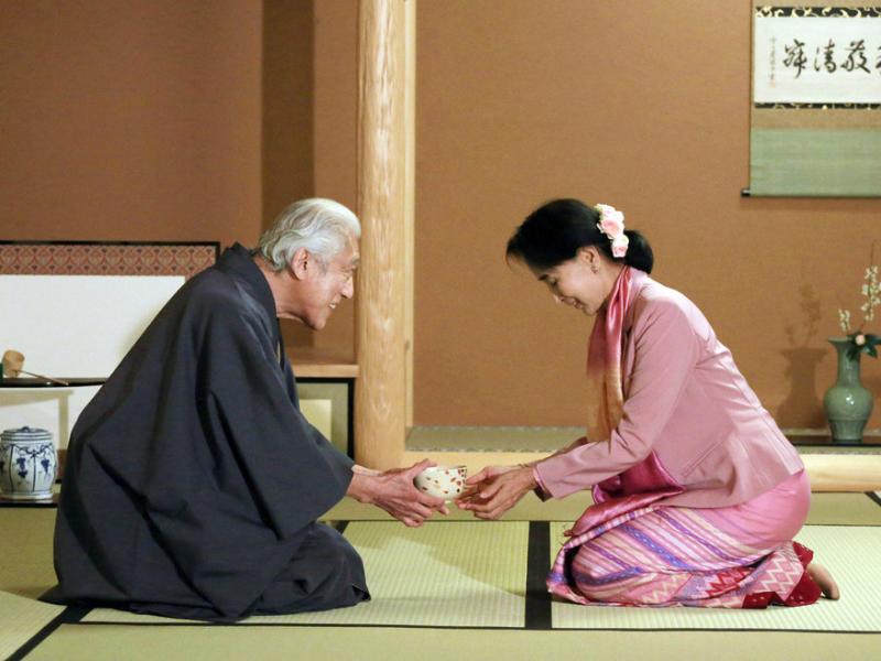 Qu'est-ce que la cérémonie du thé japonais ?