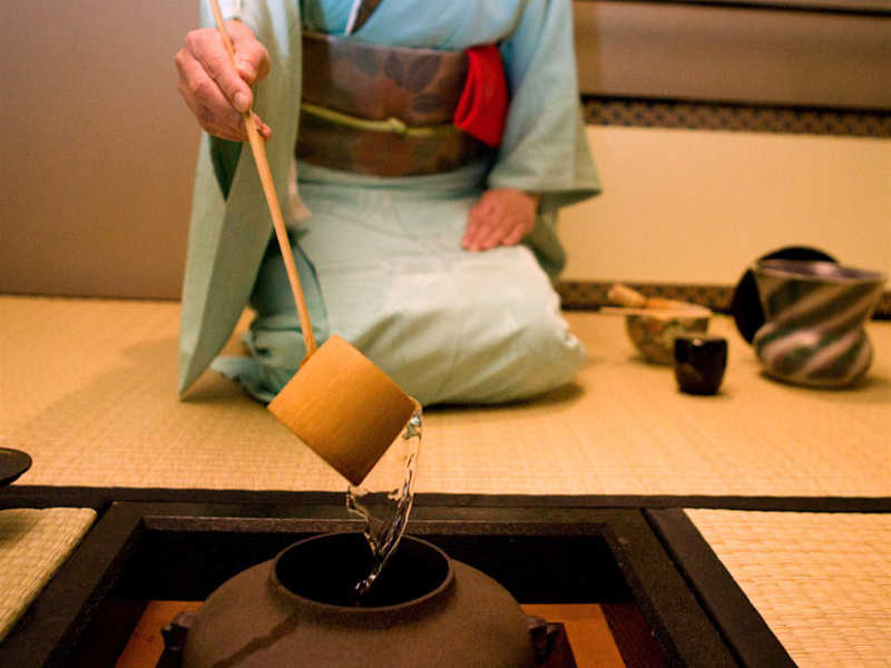 Les 6 étapes de la cérémonie du thé japonaise