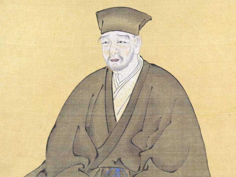 Sen-no-Rikyu : maître de thé japonais