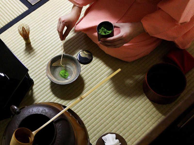La signification secrète de la cérémonie traditionnelle japonaise du thé