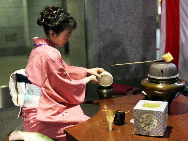 Types de cérémonies japonaises du thé